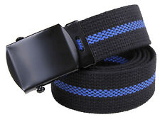 police thin blue line belt 44 inches long cops lives matter rothco 4644