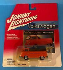 Johnny Lightning  Volkswagen 1965 Type 2 Pickup - Orange