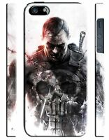 Iphone 4s 5 6 6S 7 8 X XS Max XR 11 Pro SE Plus Hard Cover Case The Punisher 19