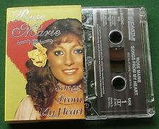 Rose Marie Songs from My Heart inc I Apologise + Cassette Tape - TESTED