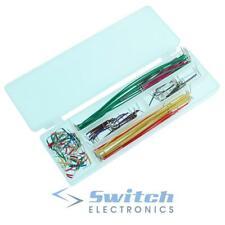 140 Piezas Placa de Pruebas sin Soldadura Jersey Cable Kit Arduino Raspberry Pi