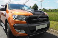 Ford Ranger Wildtrak Bonnet Scoop - Black