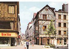 France Postcard - Couleurs Et Lumiere - Maisons A Colombages De La Rue Des SM289