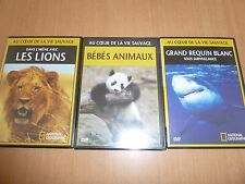 Dvd National géographic
