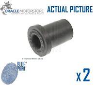 2 x NEW BLUE PRINT LOWER LEAF SPRING BUSH PAIR GENUINE OE QUALITY ADC48010