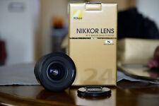 Nikon AFS 24 f1.4 Perfette condizioni come nuovo