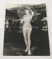 PAUL POPPER vintage Photo Foto Sunshine and Rain New York 1956 Silbergelatine