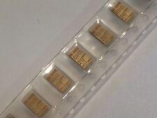 6.8uf 20v montaggio a superficie Stile di caso Tantalio Condensatori C (x10) bda45