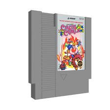 Circus Charlie for Nintendo Entertainment System NES Famicom Konami