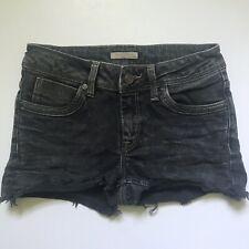 1881c630e0 ... Jean Shorts Denim Distressed Ripped High Rise. C $42.60 Previous Price  C $47.33. Burberry Brit Womens KensIngton Skinny Cutoffs Sz 25 Gray Homemade