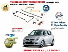 Pour Suzuki Swift 1.3 1.5 RS413 RS415 2005- > Timing Tendeur Chaîne + Set Guides