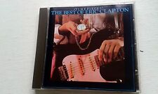 Eric Clapton - Time Pieces Best of , CD INC i shot the sheriff layla etc...