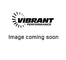 """Vibrante in alluminio lucidato Tubo Aspirazione Dell'aria Universale Curva a 90 gradi (1.75"""" OD)"""