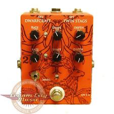 Brand New Dwarfcraft Devices Twin Stags Tremolo Guitar Effect Pedal