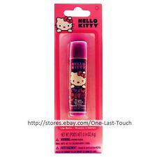 HELLO KITTY By SANRIO Flavored Lip Balm GRAPE Dark+Light Purple TUBE (Carded)