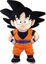 "1x Sealed Great Eastern (GE-52959) Dragon Ball Z Plush Doll - Large 18"" Kid Goku"