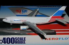 JET-X 1/400 Airbus A310 AEROFLOT F-OGQU