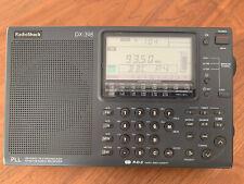RadioShack Short Wave SW/MW/LW/FM RDS Radio DX-398