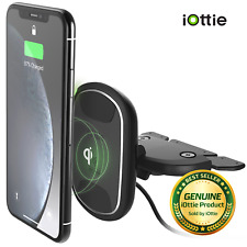 iOttie iTap 2 Wireless Magnetic Qi Wireless Charging CD Slot Mount