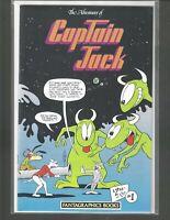 The Adventures of Captain Jack,  #1, Fantagraphics, Mid Grade
