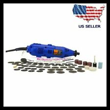 100 Piece Rotary Tool Kit Accessories Dremel Set Variable Speed With Basic Model