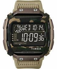Timex Command Digital Watch for Men Available in Blue ,Green & Tan Colors