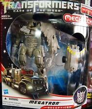 Transformers Dark Of The Moon MEGATRON Mechtech Voyager Class Action Figure