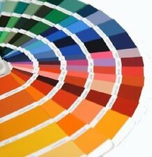 RAL & BRITISH STANDARD COLOUR CHARTS - GARAGE & INDUSTRIAL PAINT RESIN COATINGS