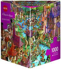 FRANCOIS RUYER - BUNNYTOWN - Heye Puzzle 29496 - 1000 Teile Pcs.