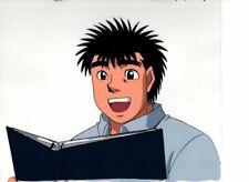 HAJIME NO IPPO - FIGHTING SPIRIT Japanese animation cel w/douga A2/A2-1