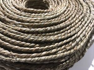 3 Meters Seagrass Cord - 3mm - Strong- Spring & Easter Crafts, Gardening