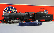 LIONEL NYC LIONCHIEF PLUS MIKADO STEAM ENGINE O GAUGE remote train 6-82960 NEW