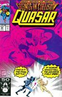Quasar #24 #25 #26 #27 (1991) Marvel Comics Thanos Infinity Gauntlet