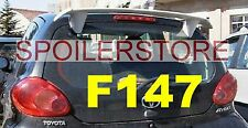 SPOILER ALETTONE TOYOTA  AYGO GREZZO   F147G SS147-1