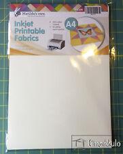 MATILDAS OWN - Inkjet Printable Fabric - A4 - 5 Sheets - 100% Cotton  -*