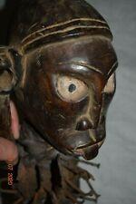 """Sale! Bakongo Yombe Fetish, Nails 1900S Huge 24"""" Prov."""