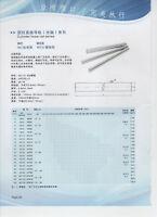 OD 16mm x 200mm Cylinder Liner Rail Linear Shaft Optical Axis QC
