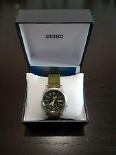 Seiko SNK805K2 Fieldwatch Automatik Grün
