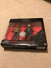 Star Wars Black Series 6 inch Toys R Us Admiral Ackbar & First Order Officer
