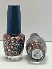 Opi Nail Polish, .5oz / 15ml / Hrg48 Two Wrongs Don't Make A Meteorite