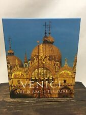 Venice Art & Architecture Set (1997, Hardcover, DJ with slipcase) by Konemann