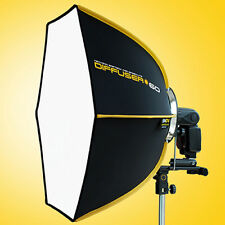 "SMDV SPEED-BOX 60 24"" Hexagonal Soft-box Diffuser f S-Light S-Lite Quantum Flash"