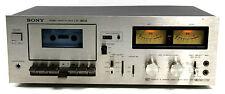 Sony tc-188sd STEREO VINTAGE CASSETTE DECK CASSETTE