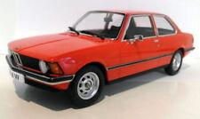 Voitures, camions et fourgons miniatures rouge BMW en résine