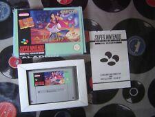 SNES Aladdin (with box, no manual) PAL