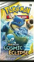 Pokemon TCG Sun and Moon Cosmic Eclipse Booster Pack