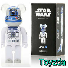 Medicom ANA Jet x Star Wars R2-D2 R2D2 Be@rbrick 400% Bearbrick 1pc