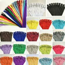 50-200pcs Nylon Coil Zippers Tailor Sewer Craft 40cm(16 Inch) Crafter's &FGDQRS