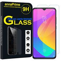 """Lot/ Pack Film Verre Trempé Protecteur Écran Xiaomi Mi 9 Lite/ Mi A3 Lite 6.39"""""""