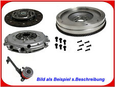 Umrüstung Kupplungssatz+ Schwungrad Audi VW Seat Skoda 1.9 + 2.0 TDi